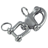 Snap Shackle Swivel. Fk Stainless Steel