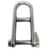 Stainless Steel Key Pin Shackle + Bar