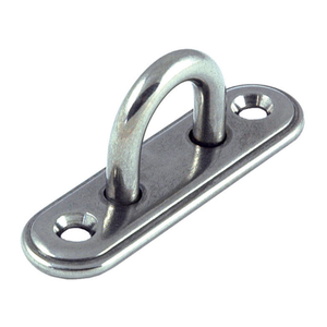 Long Eye Plate Stainless Steel