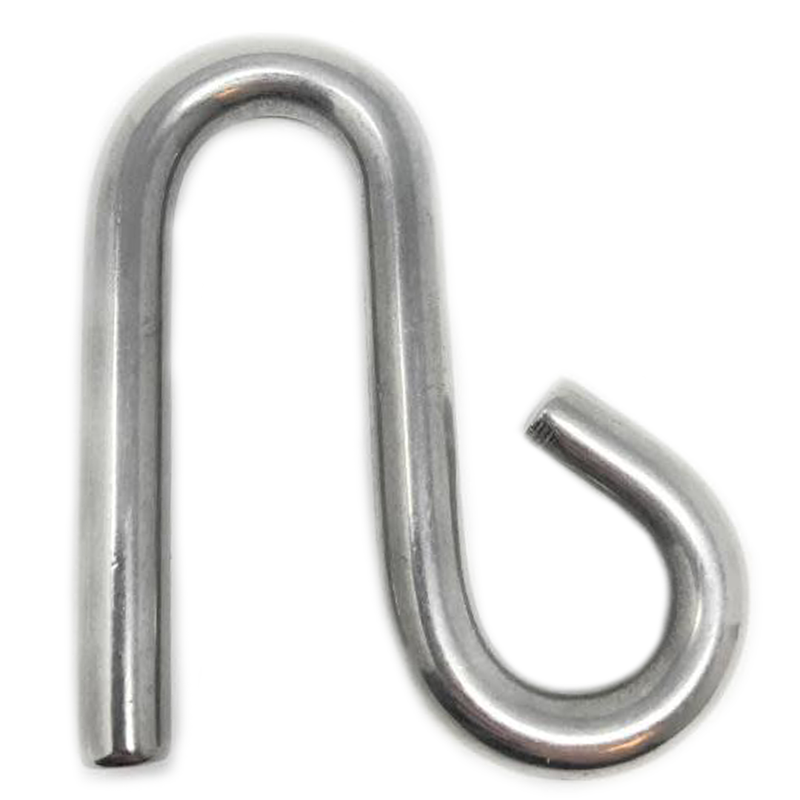 Stainles Steel S-Hook Diagram