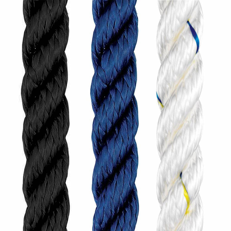 Three (3) Strand Nylon Rope