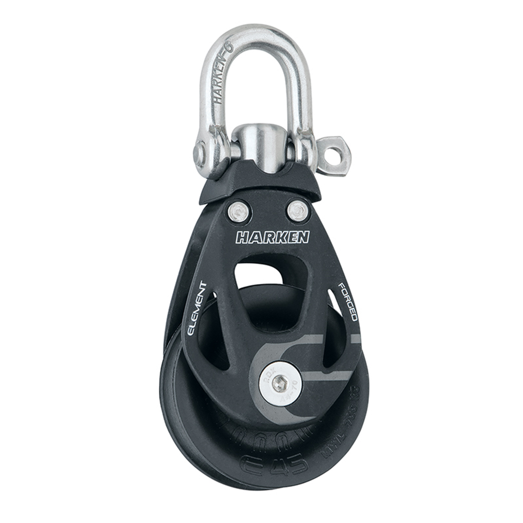Harken Element Single Swivel Block 45mm & 60mm