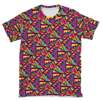 T-shirt Electric Flash - Homme