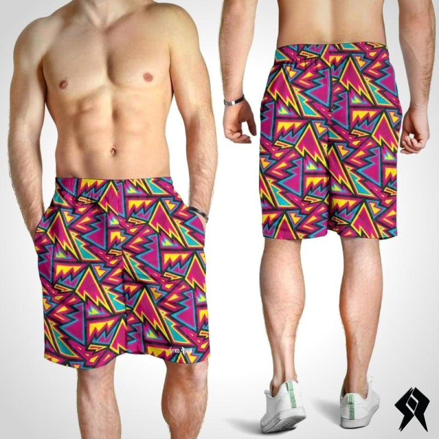 Short Homme Electric Flash - Syko Rave