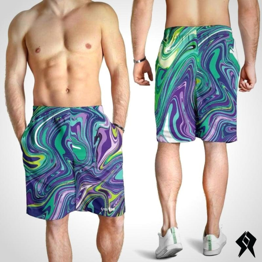 Short Homme Liquid Candy - Syko Rave