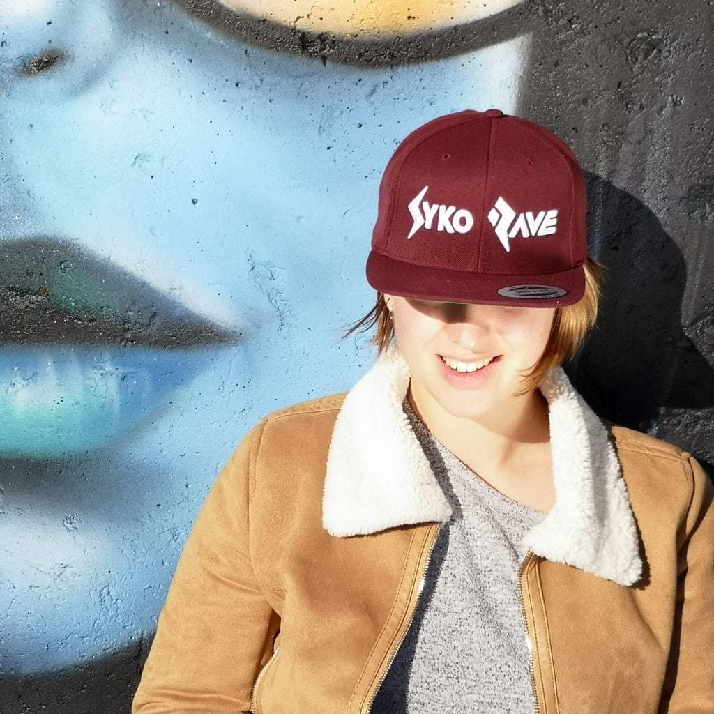 Casquette snapback Syko Rave