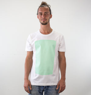 Shape of turquoise, by Groovink, on Groovink t-shirt