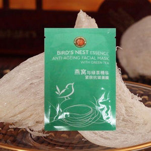Repair & Revitalize Birds Nest Facial Mask With Green Tea (Pack Of 5)