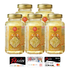 Superior Jin Si Bird's Nest With Rock Sugar (150g) (Buy 3 Get 2 Free - Passion Card promo)