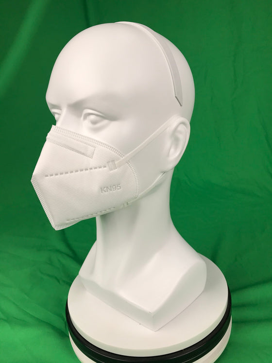 Particulate Respirator, 5 Ply Disposable KN95 Face Masks. Emergency Use Authorized N95 Alternative. 50 Pack…