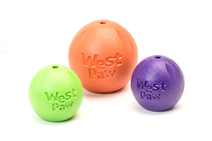West Paw Rando Dog Ball - City Paws Pet Club