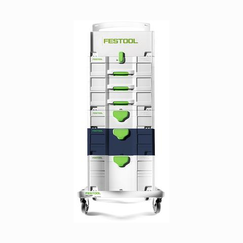 Festool Limited Emerald Edition Systainer 6-Piece Value Pack