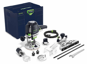 Festool Emerald Edition OF 1400 EQ Plunge Router w/ FREE Edge Guide