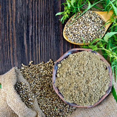 Boost Nutrient Intake with Hemp Flour
