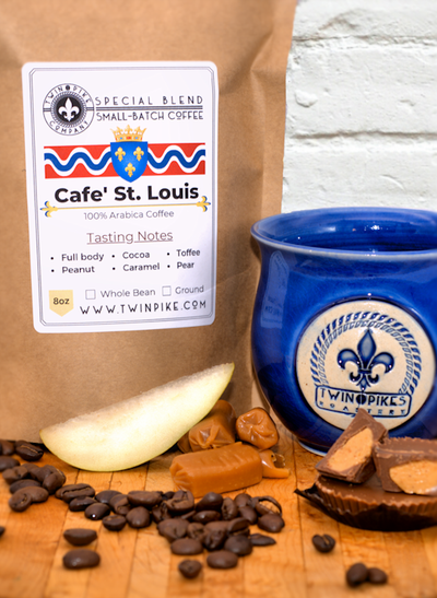Cafe' St. Louis Blend -  Twin Pike Company