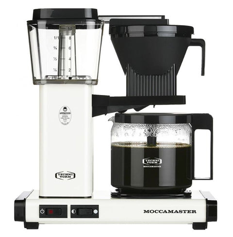 Moccamaster KBG Glass Carafe Coffee Brewer -  Twin Pike Company