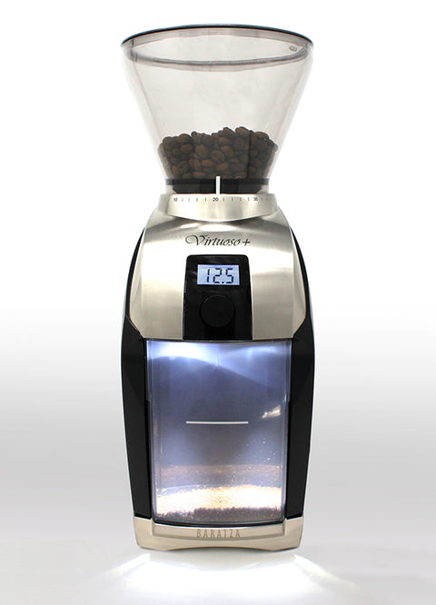 Baratza Virtuoso+ Coffee Grinder -  Twin Pike Company