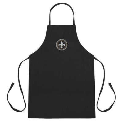 Embroidered Apron -  Twin Pike Company