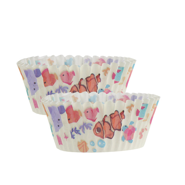 100 Pcs PE Coating Food Grade Heat Resistant Cupcake Liner Paper Baking Cups Cupcake Wrappers Standard Cake Liners Muffin Liners