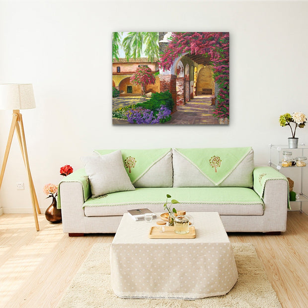 1PC Oil Painting On Canvas Posters On The Wall Picture Wall Art Living Room And Bedroom Home Decoration