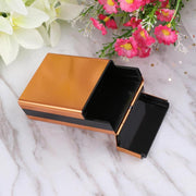 1PC Smoking Cigarettes Slim Metal Cigarette Box Automatic Cigarette Case Aluminum Fine Gift Box Holder For Man