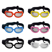 1pcs New Qualified Fashion Pet Dog Cat UV Protective Foldable Sunglasses Glasses Goggles Lenses With Adjustable Strap