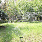 3 Branches Buried Automatic Rotating Nozzle Modular Sprinkler Watering Kits Garden Lawn Yard Spray Water Irrigation System 1set