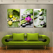 3 Piece Wall Decor Canvas Painting Wall Pictures For Living Room Bedroom Decorative Pictures Modern Bamboo Canvas Print Art HY84