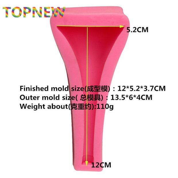 3D Silicone Stiletto High Heel Mould Lady Shoe Mold For Wedding Fondant Cake Decoration