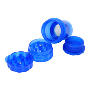 3pcs/lot Biger Size 63004 Acrylic Plastic Herb Grinder Airtainer Herbal Tobacco Storage Smoking Weed Grinder Crusher