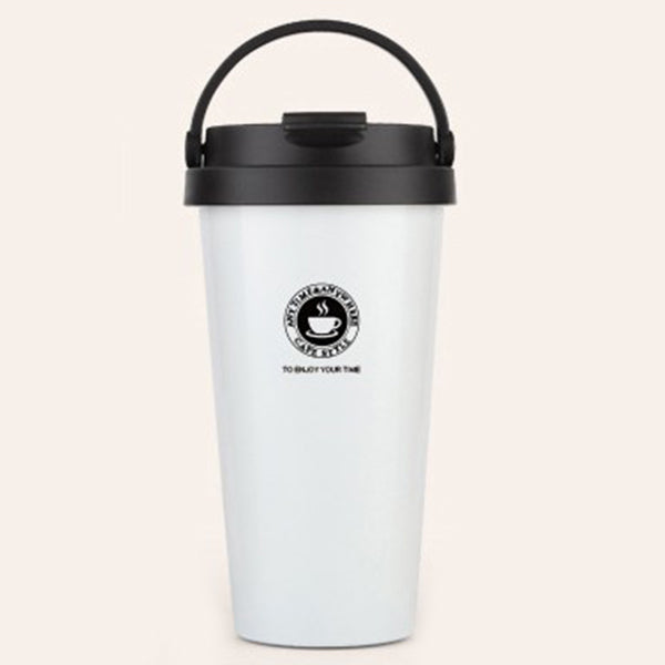 500ml My Water Aqw891 Coffee Mug Thermo Steel For White Car Vacuum Flasks Stainless Bottle Cup Sealed Thermoses BxrdWCeo