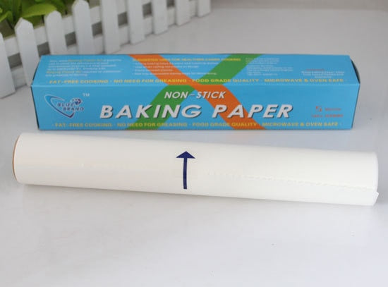 5M Silicone Coated Paper Parchment Baking Paper Cake Cookie Pastry Pan Liner Cookie Sheet Bakeware Cooking Paper Pad English