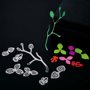 ABOOM Hot Flower Metal Carbon Steel Die Cut Embossing Folder Decoration Cutting Dies Scrapbooking Photo Notebook Paper Stencils