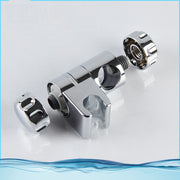 Adjustable Electroplating Bathroom Head Holder Hand Shower Metal Bracket Chrome Plated Bathroom Tools