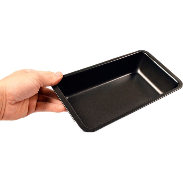 Baguette Bread Baking Tray Baguette Frame Rack Nonstick Carbon Steel Baguette Bread Baking Mold Pans 24 * 13cm