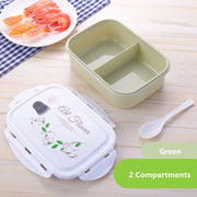 Green 2 compartments