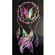 Butterfly Dream Catcher 5D DIY Special Diamond Painting Embroidery Drill Mosaic Needlework Cross Craft Stitch Kit Home Decor