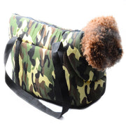 Camouflage Pet Bag Dog Carrier Outdoor Travel Bags For Small Dogs Cat Holder Backbags Breathable Puppy Carrier Pet Supplies