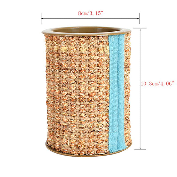 Cats Toy Roller With Bell Ball Sisal Cat Scratch Board Gripper Pet Supplies Toys For A Cat For Gatos