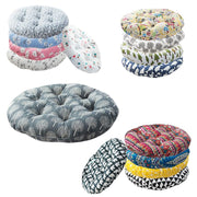 Cotton Round Cushion Super Soft Pillow For Chair Meditating Round Chair Cushion Japanese Futon Mat Sofa Decorative Seat Pad