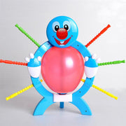 Crazy Family Game Ballon Boom Burst Stimulating Interesting Plastic Balloon Game For Kids Playing Awards Parent-Child