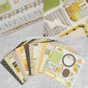 DIY Decor Gift Packaging Background Pad Craft Papers Photo Album Handmade Scrapbooking Paper Greeting Cards