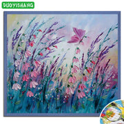 DUOYISHANG 5D DIY Diamond Painting Animals Butterfly Full Square Embroidery Diamond Mosaic Butterflies For Decoration Paintings