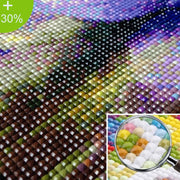 DUOYISHANG 5D DIY Diamond Painting Landscape Full Square Diamond Embroidery Lover Mosaic Rhinestones Picture Home Decoration