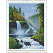 Diamond Painting Diamond Embroidery 5d Diy Full Square Landscape - Diamond Mosaic Daimond Painting Diamond Paint