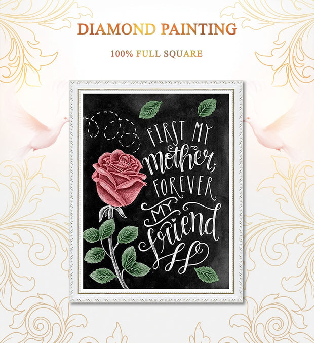 Diamond Painting Diamond Embroidery 5d Diy Full Square Landscape - Diamond Mosaic Diamant Painting New Arrivals