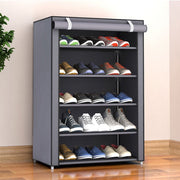 Dustproof Large Size Non-Woven Fabric Shoes Rack Shoes Organizer Home Bedroom Dormitory Shoe Racks Shelf Cabinet