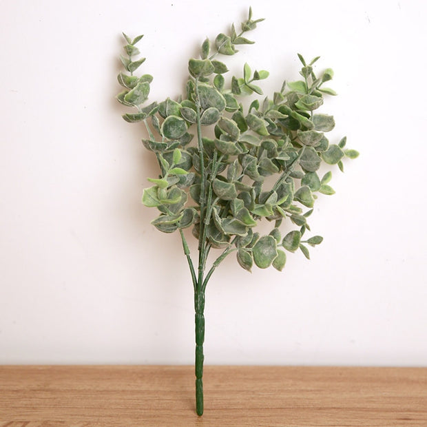 Eucalyptus Green Plant Wedding Decoration Artificial Flower F48