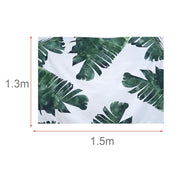 European American Fashion Tropical Printed Home Furnishing Wall Hanging Throw Rug Blanket Yoga Shawl Mat