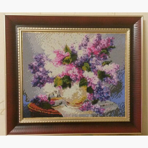 H350 Diamond Embroidery London Bus,full Square,diamond Painting Cross Stitch,diy,diamond Painting Purple VW Car